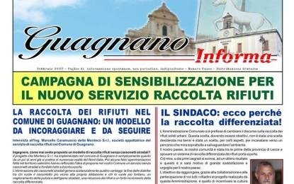 Guagnano Informa (anno IV – n. 1)