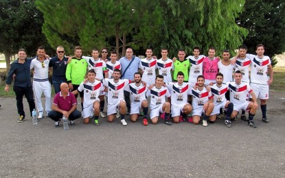 Football Guagnano, sconfitta amara…