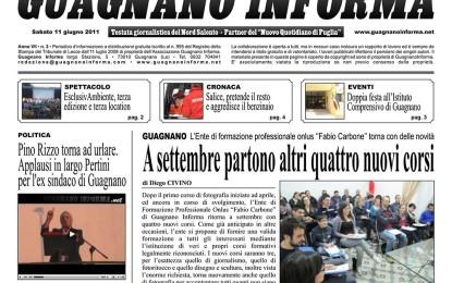 Guagnano Informa (anno VII – n. 3)