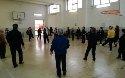 Corso di ginnastica dolce per anziani, iscrizioni ancora aperte
