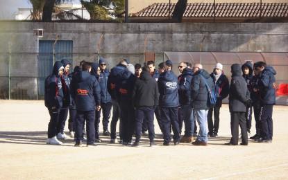 Football Guagnano, prima sconfitta con il Tuturano