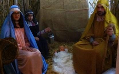 Presepe vivente in terra guagnanese: al via la rievocazione della nascita di Cristo