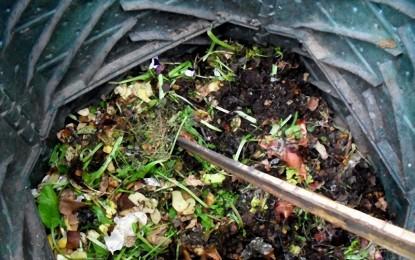 A Salice arriva la compostiera