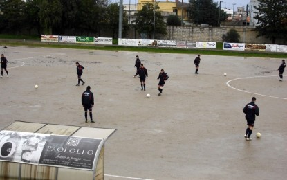Football Guagnano, Abib apre e Martina chiude
