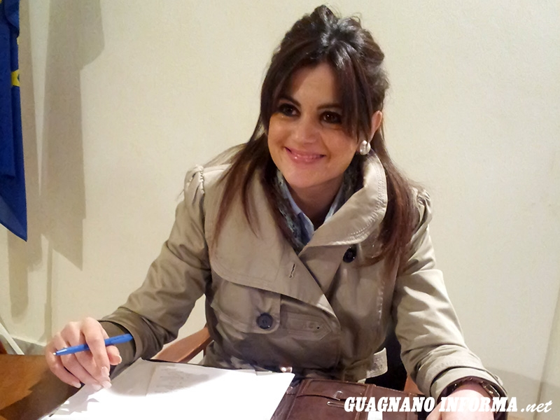 Margherita D'Amone, Assessore ai Servizi Sociali del Comune di Salice Salentino