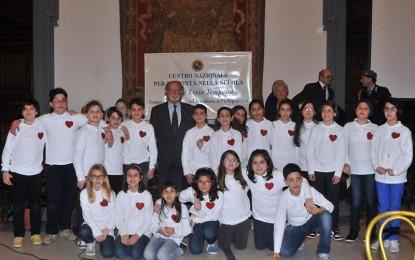 Premiati a Roma gli alunni guagnanesi di via Provinciale