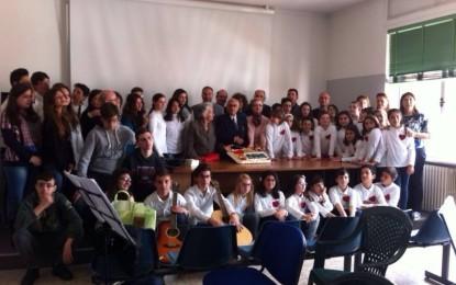 Il presidente del Centro Nazionale della Bontà in visita a Guagnano e Salice