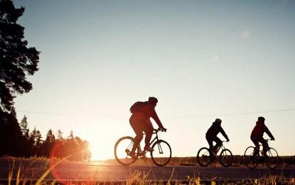 Oggi la 'Biciclettata nelle Terre del Negroamaro'