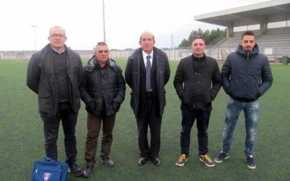 Football Guagnano, grande impatto al primo anno