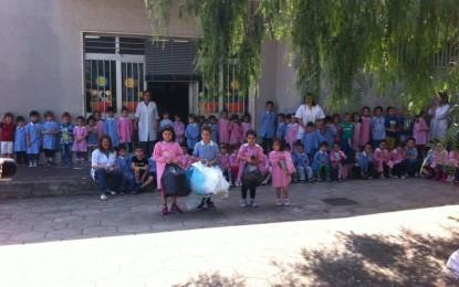 Gara di raccolta differenziata tra le scuole guagnanesi