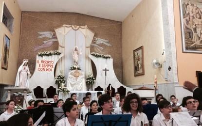 Anche gli alunni guagnanesi al Concerto di Primavera di Salice Salentino