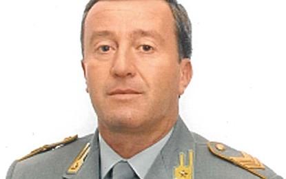 Il guagnanese Giuseppe Gravili nominato Maresciallo di Complemento. Impegno premiato anche dopo il congedo