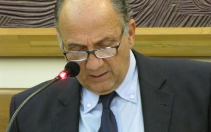 Il sindaco Leone difende tutte le cantine guagnanesi: «Oltre a produrre vini di eccezionale fattura, operano nel più assoluto rispetto dell'ambiente»