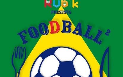 Stasera al Rubik riparte 'Foodball' «la rassegna gastro-calciofila che unisce tifosi e non, intorno ad un piatto»