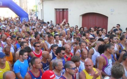 Oggi a Villa Baldassarri la dodicesima 'Corsa Terre del Negroamaro'