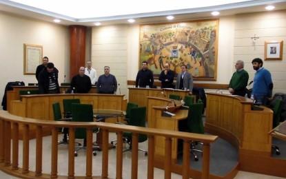 Oggi a Guagnano la seduta ordinaria del Consiglio Comunale