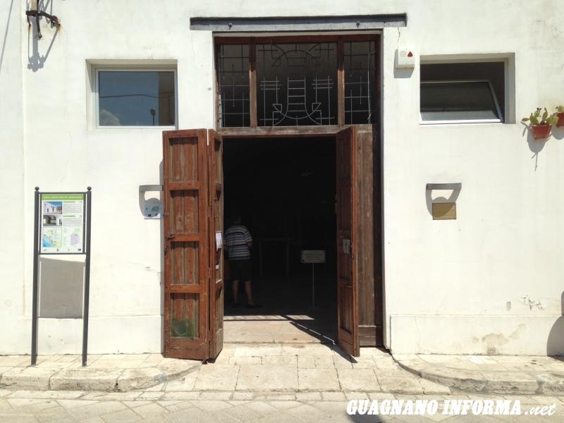 Il Museo del Negroamaro di Guagnano