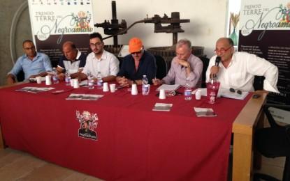 Premio 'Terre del Negroamaro', ufficializzato il programma della serata nella conferenza stampa di ieri