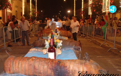 Cinque giorni di festa a Villa Baldassarri: dal 3 al 7 settembre andranno in scena la Festa Patronale e la Sagra del Maiale