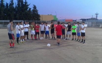 Football Guagnano: il mister, le partenze e gli arrivi