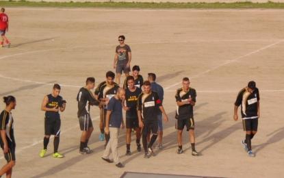 Football Guagnano, nel ritorno di Coppa Puglia i ragazzini giocano una grande gara. Ma passa il Campi