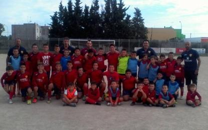 Soccer Guagnano, la Scuola Calcio per i ragazzini da 4 anni in su