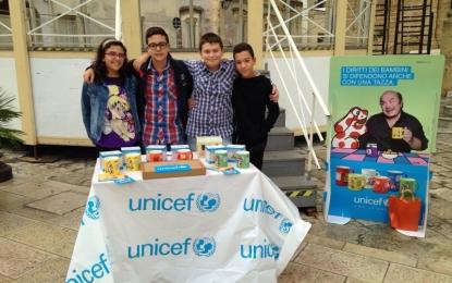 Stasera e domani i ragazzi del CCR di Guagnano a sostegno dell'Unicef