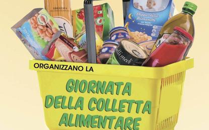 Oggi a Guagnano la 'Giornata della Colletta Alimentare'