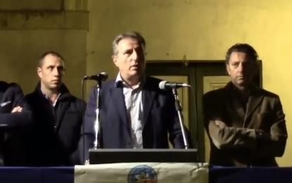 Pubblico comizio di Primavera Salicese: Leuzzi fa il punto su quanto «l'amministrazione non ha fatto»