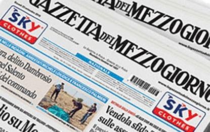 La guagnanese Lucrezia Ciccarese corrispondente per un giorno della Gazzetta del Mezzogiorno