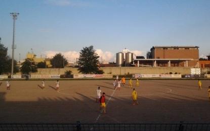 Il Football Guagnano batte l'Uggiano e allunga sul Racale: il sogno continua