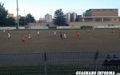 Football Guagnano, con il Trepuzzi arriva una pesante sconfitta ma i punti dalla seconda rimangono 6
