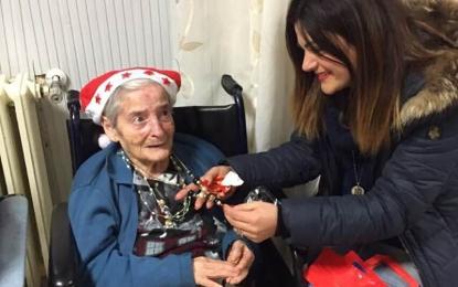 Animazione e allegria nelle residenze salicesi per anziani
