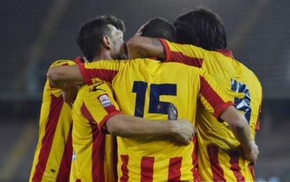 US Lecce, i salentini battono il Melfi e agganciano il secondo posto