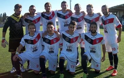 Football Guagnano, a Corigliano arriva la quinta sconfitta stagionale