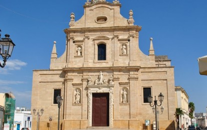 La Messa della Chiesa Madre di Salice in diretta su Rai Uno