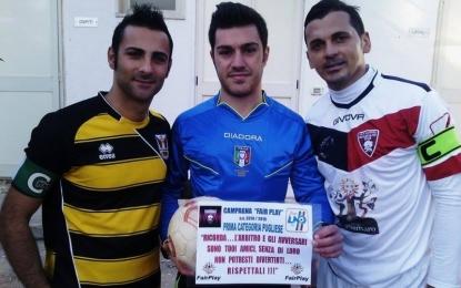 Football Guagnano, con il Sanarica un pari per il risveglio