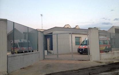 Postazione 118 di Guagnano, arriva lo stop della ASL di Lecce: «Prima un bando»