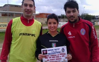 Football Guagnano, con la Pro Patria solo un pareggio: la crisi continua