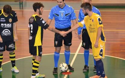 Il guagnanese Giuseppe Costantini nella Final Eight di Calcio a 5. Risultato storico per la sezione A.I.A. di Lecce