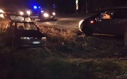 Violento scontro tra due auto alle porte di Guagnano: illesi i conducenti, escoriazioni per una passeggera