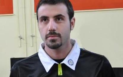 """Un arbitro guagnanese in A1: oggi l'esordio nella massima serie di """"Calcio a 5"""" per Giuseppe Costantini"""