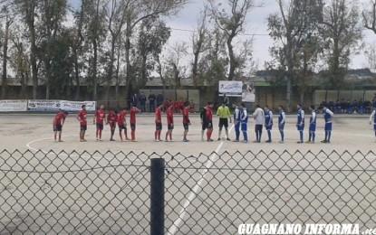Football Guagnano, KO esterno con lo Scorrano ed é caduta libera