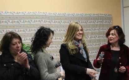 Mimma Leone premiata a Roma per i suoi racconti