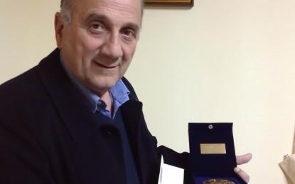 L'Accademia delle Belle Arti di Lecce premia il sindaco Fernando Leone
