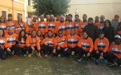 Domenica parte da Surbo il Trofeo Podistico Due Mari. Una delle tappe si svolgerà a Villa Baldassarri