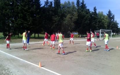 Football Guagnano, i rossoblù ripartono da… quattro