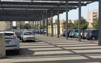 Buccoliero non molla: «Seconda giornata di multe nel parcheggio Comdata, la vergogna di tutta una città»