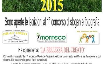 """""""Ribelli per Natura"""", un concorso di slogan e fotografia a Veglie"""