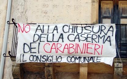 Potrebbe slittare a settembre lo sfratto previsto per oggi per la Caserma dei Carabinieri di Salice